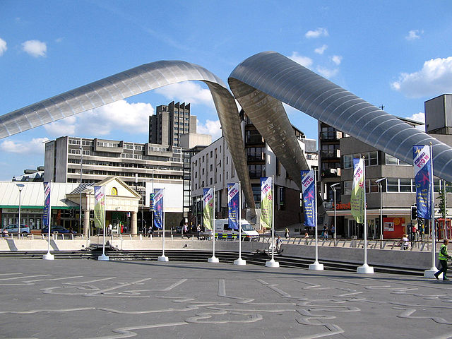 Investment in Coventry city centre