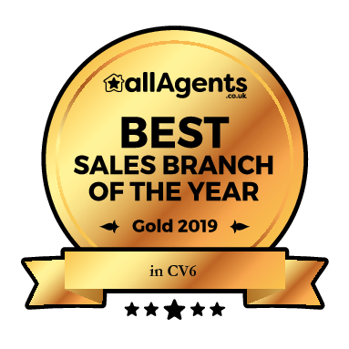 Best Sales Branch of the Year in CV6.
